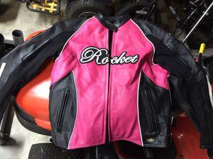 Motorcycle jacket for Sale in Bonaire, GA