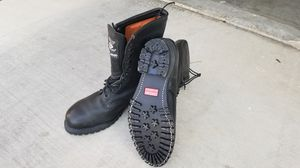Mens work boots for Sale in Las Vegas, NV
