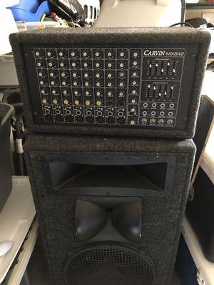 Carvin 2 speaker for Sale in Long Beach, CA