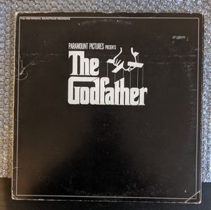 """The Godfather SOUNDTRACK OST Vinyl 12"""" LP for Sale in Huntington Beach, CA"""