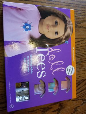 NEW American Girl Doll Tees for Sale in Arlington Heights, IL