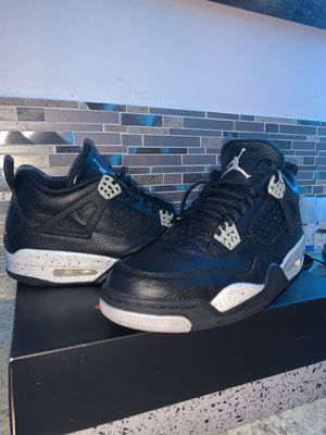 """Jordan 4 """"Oreo"""" Size 11.5 VNDS for Sale in Hialeah, FL"""