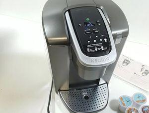 Keurig K-Elite Coffee Maker, Single Serve K-Cup Pod Coffee Brewer for Sale in Los Angeles, CA