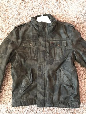 Levi's Army Parka Jacket for Sale in Elk Grove, CA