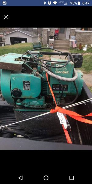 Rv generator for Sale in Crooksville, OH