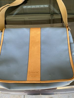 Coach Diaper Bag or Messenger Work Bag for Sale in San Diego, CA