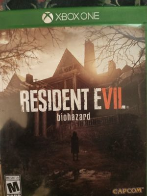 Resident evil biohazard for Sale in Knoxville, TN