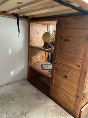 Wooden bunk beds for Sale in Fresno, CA