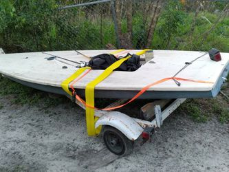 Laser Off Shore Sail Boat for Sale in Winter Garden,  FL