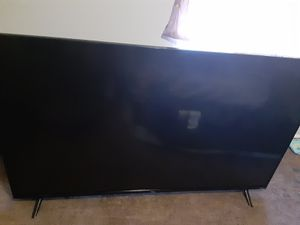 TCL almost new roku smart TV. Only selling because the screen went black no damage or anything I just dont know how to fix it. for Sale in Tulsa, OK
