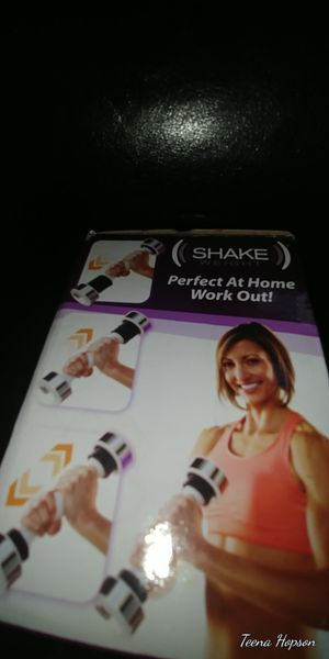 Shake weight workout for Sale in Bristol, VA