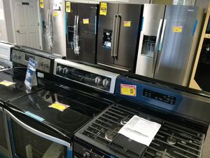 New name brand kitchen appliances $40 down pay as you go for Sale in Creve Coeur, MO