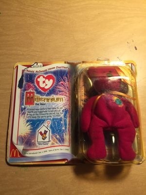 Five collectible toys TY for Sale in Riverbank, CA