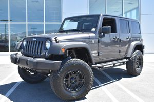 2017 Jeep Wrangler Unlimited for Sale in Indio, CA