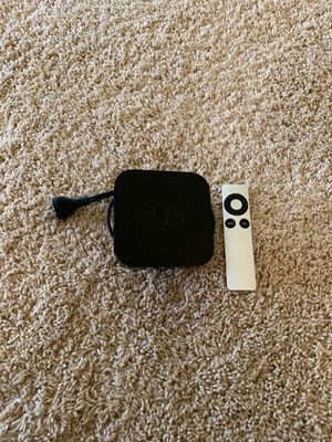 Apple TV (3rd Generation) 8GB HD - Model A1469 for Sale in Redmond, WA