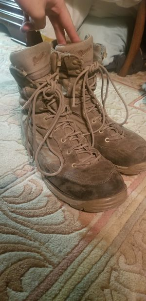 Danner Army Boots Fire Resistant for Sale in San Antonio, TX
