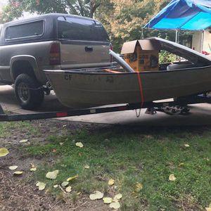 Aluminum Boat for Sale in Modesto, CA