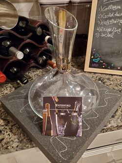 Waterford Crystal Elegance Carafe for Sale in Fairfax,  VA