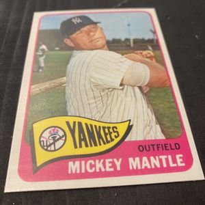 Year 1964 Mickey Mantle Topps #350 for Sale in Miami, FL