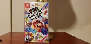 Nintendo switch Super Mario party for Sale in Cumberland, RI