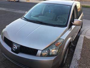 family truck no problem mechanic Nissan Quest 2004 clean title 144 miles passes smok for Sale in Las Vegas, NV