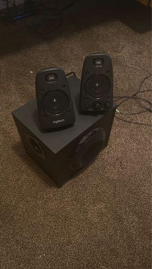 Logitech z323 Computer Speakers for Sale in Owatonna, MN