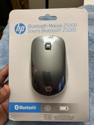 Brand new HP wireless mouse HP Z5000 for Sale in Manchester, CT