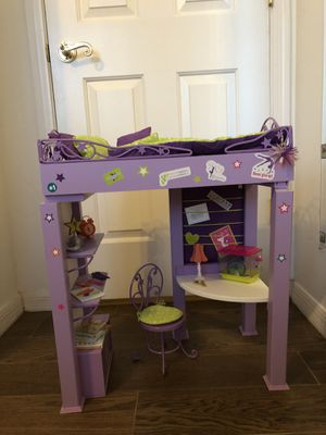 American girl doll Mckenna Loft bed for Sale in Oro Valley, AZ