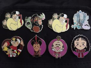 Disney Pins $4 Each for Sale in Sunnyvale, CA