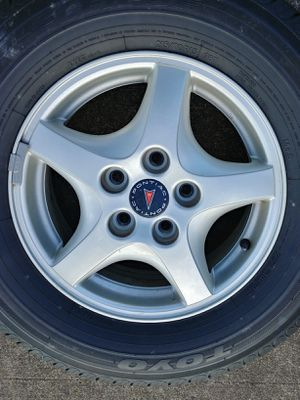4 tires 215/70R15 for Sale in Keizer, OR