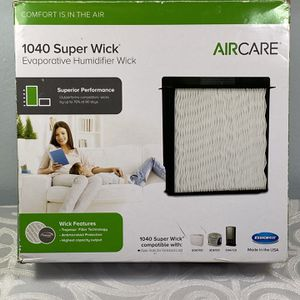NIB 2-Pack AirCare 1040 Super Wick For Humidifier for Sale in Mishawaka, IN