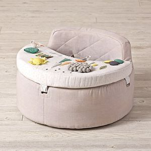 Crate & barrel kids busy baby activity chair LIKE NEW EXCELLENT CONDITION for Sale in Pasadena, CA
