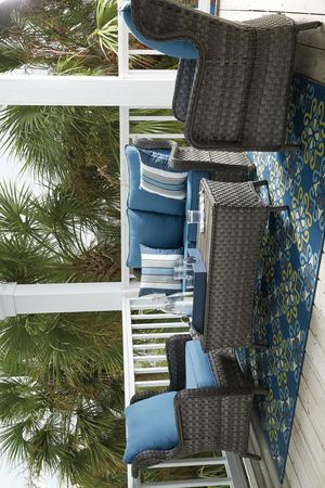 Abbots Court 4-Piece Outdoor Conversation Set | P360 for Sale in Jessup, MD