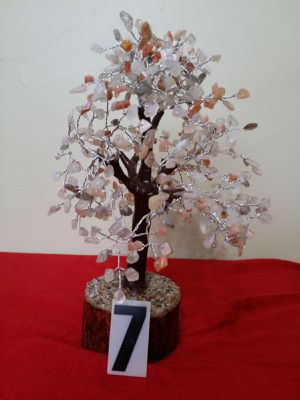 AGATE STONE TREE, CRYSTAL STONE & RED COLOR STONE. for Sale in Jersey City, NJ