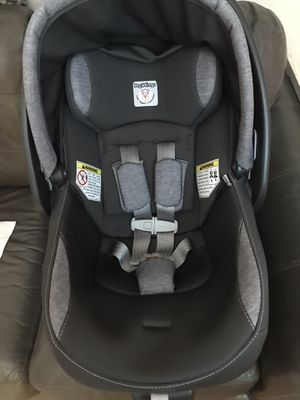 Peg Perego Primo Viaggio 4-35 Nido Infant Car Seat in Atmosphere for Sale in Haverhill, MA