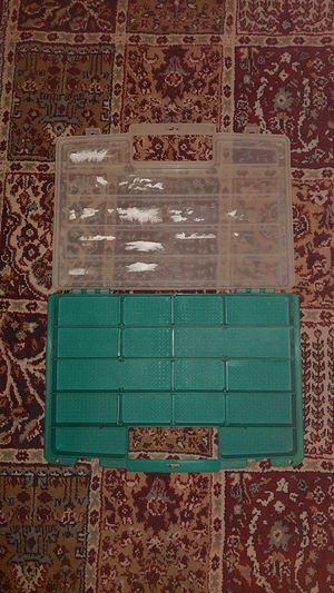 Plastic Compartment Box for Sale in Fort Lauderdale, FL