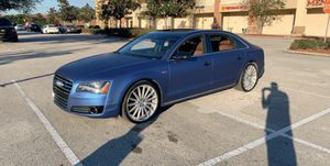 Audi A8 L for Sale in Miami, FL