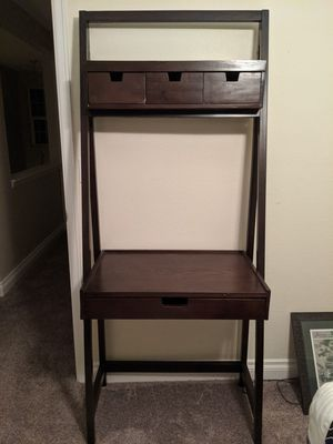 Pier One leaning desk, barely used for Sale in Westminster, CO