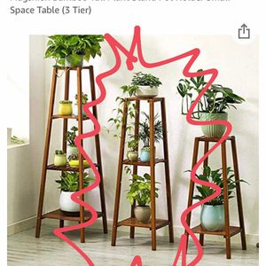 Plant Stand Small Space table (2 Available) for Sale in Riverside, CA
