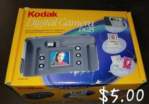 Kodak DC25 Digital Camera for Sale in Omaha, NE