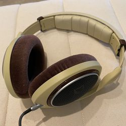 Sennheiser HD598 Headphones with Additional Cable for Sale in Ladera Ranch,  CA