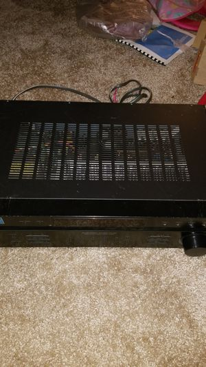 Sony receiver for Sale in Anaheim, CA