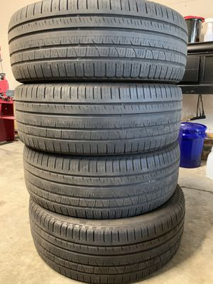 4 tires-used for Sale in Willow Spring, NC
