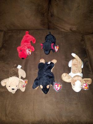 BEANIE BABIES DOG PLUSH for Sale in Alameda, CA