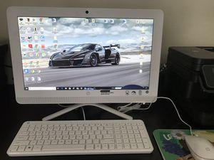 hp desktop computer all in one for Sale in Naples, FL