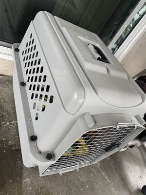 Plastic Dog kennel for Sale in San Diego, CA