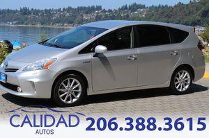 2012 Toyota Prius v for Sale in Burien, WA
