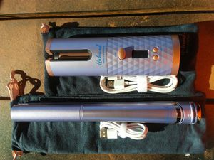Cordless hair straightener and hair curler for Sale in WA, US