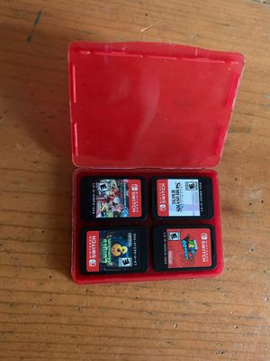 Mario Switch games for Sale in Fontana, CA