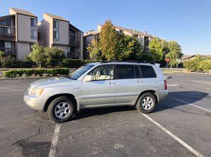 2003 Toyota Highlander for Sale in Alameda, CA